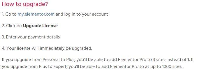 elementor-pro-upgraden