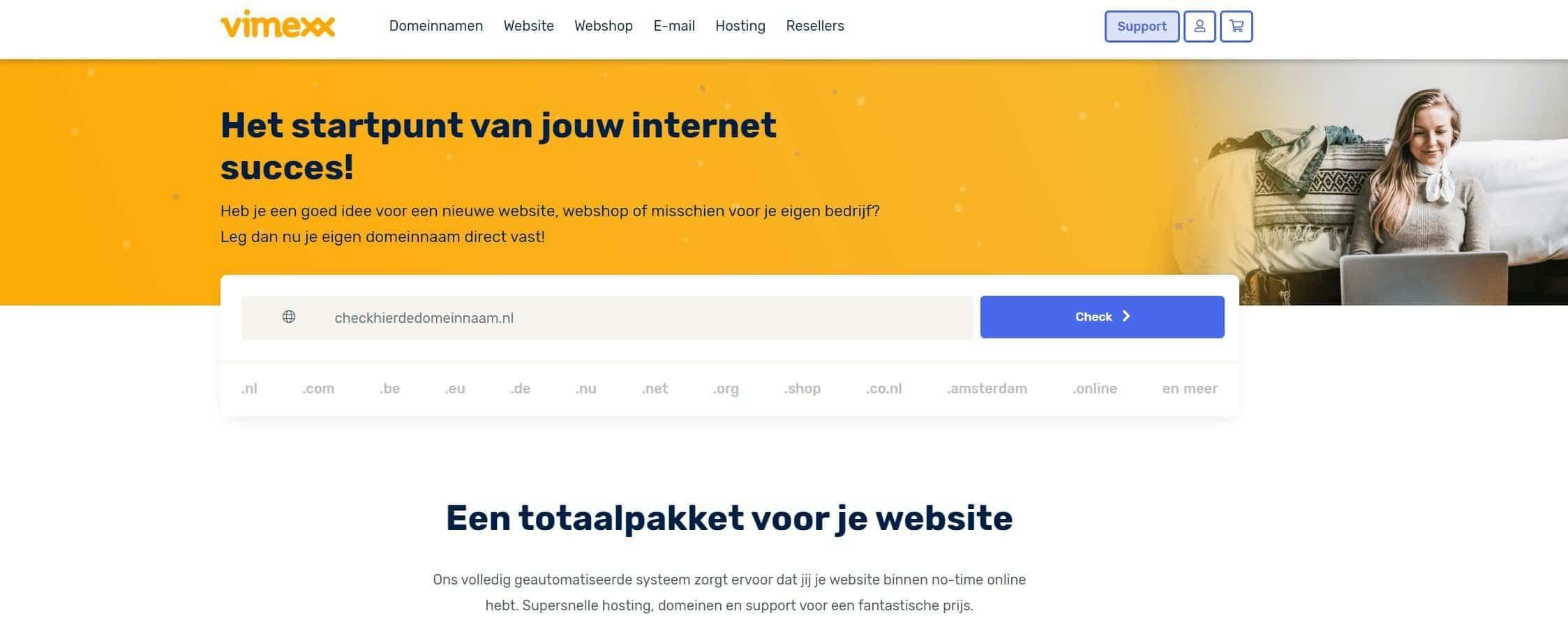 vimexx-hosting