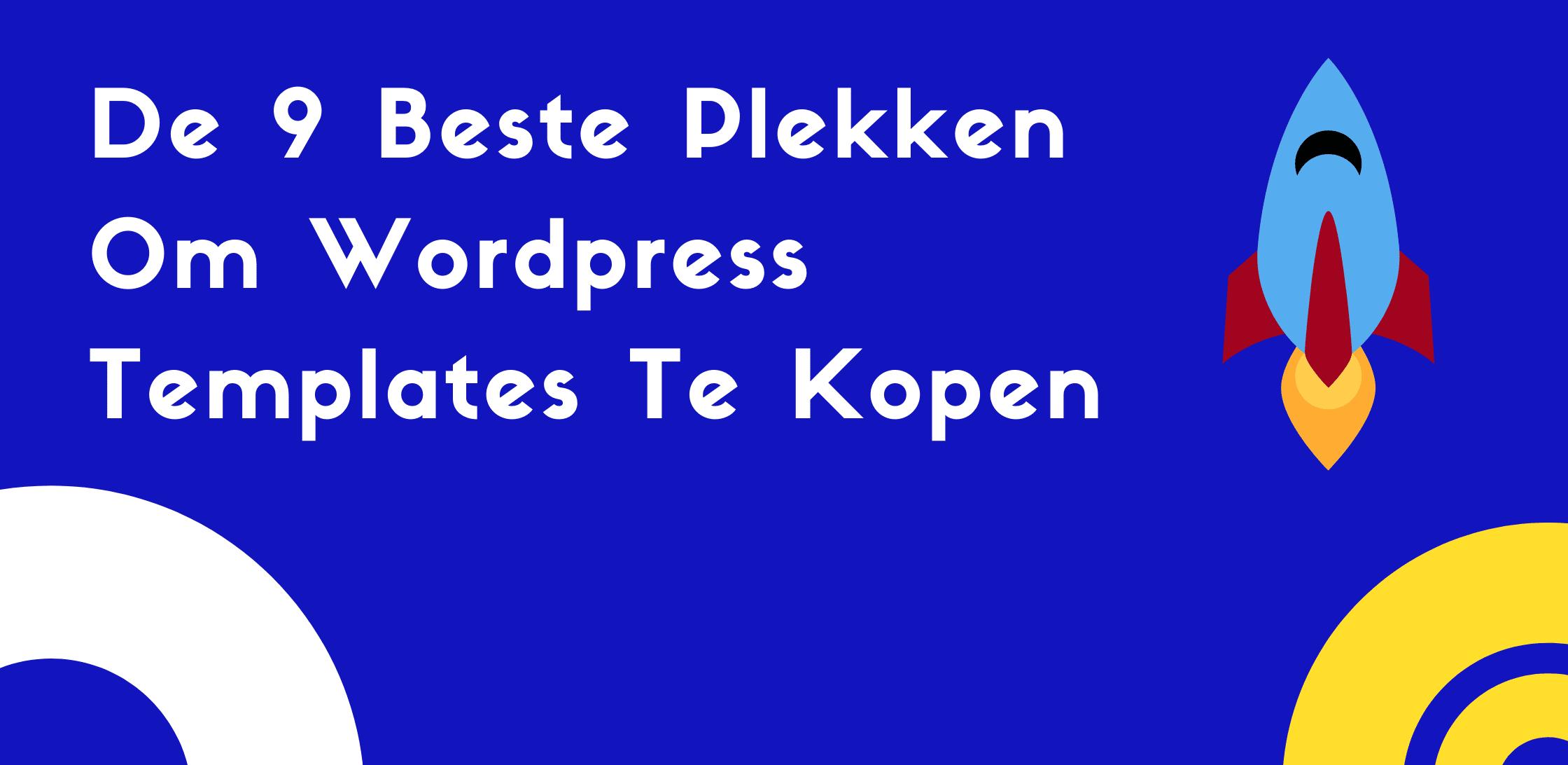 9-beste-wordpress-templates-kopen