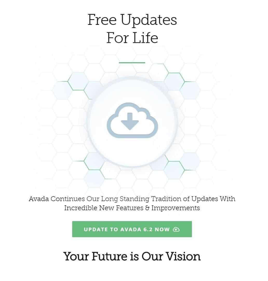 Avada-updates
