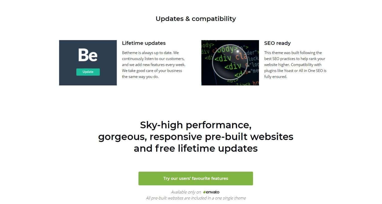 BeTheme-SEO-Updates