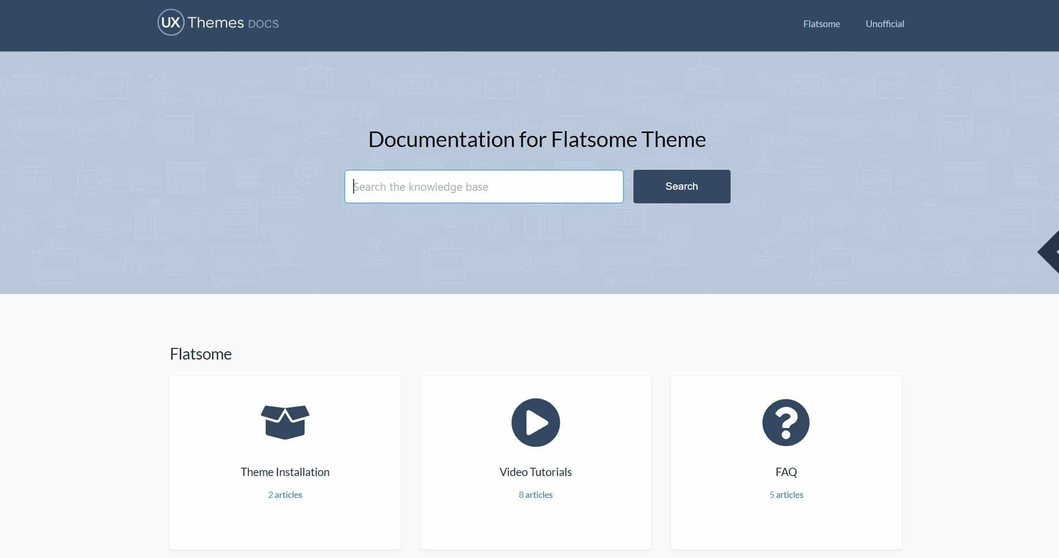 Flatsome-theme-support