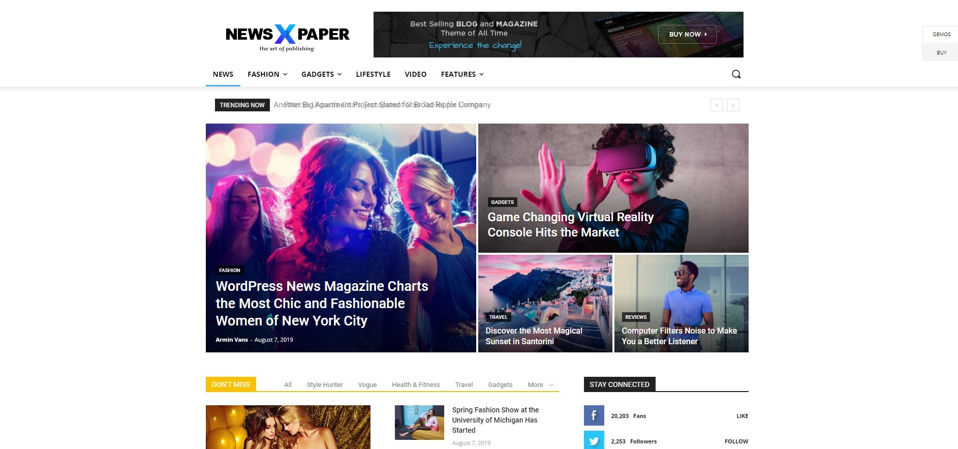 newspaper-beste-wordpress-theme-bloggers