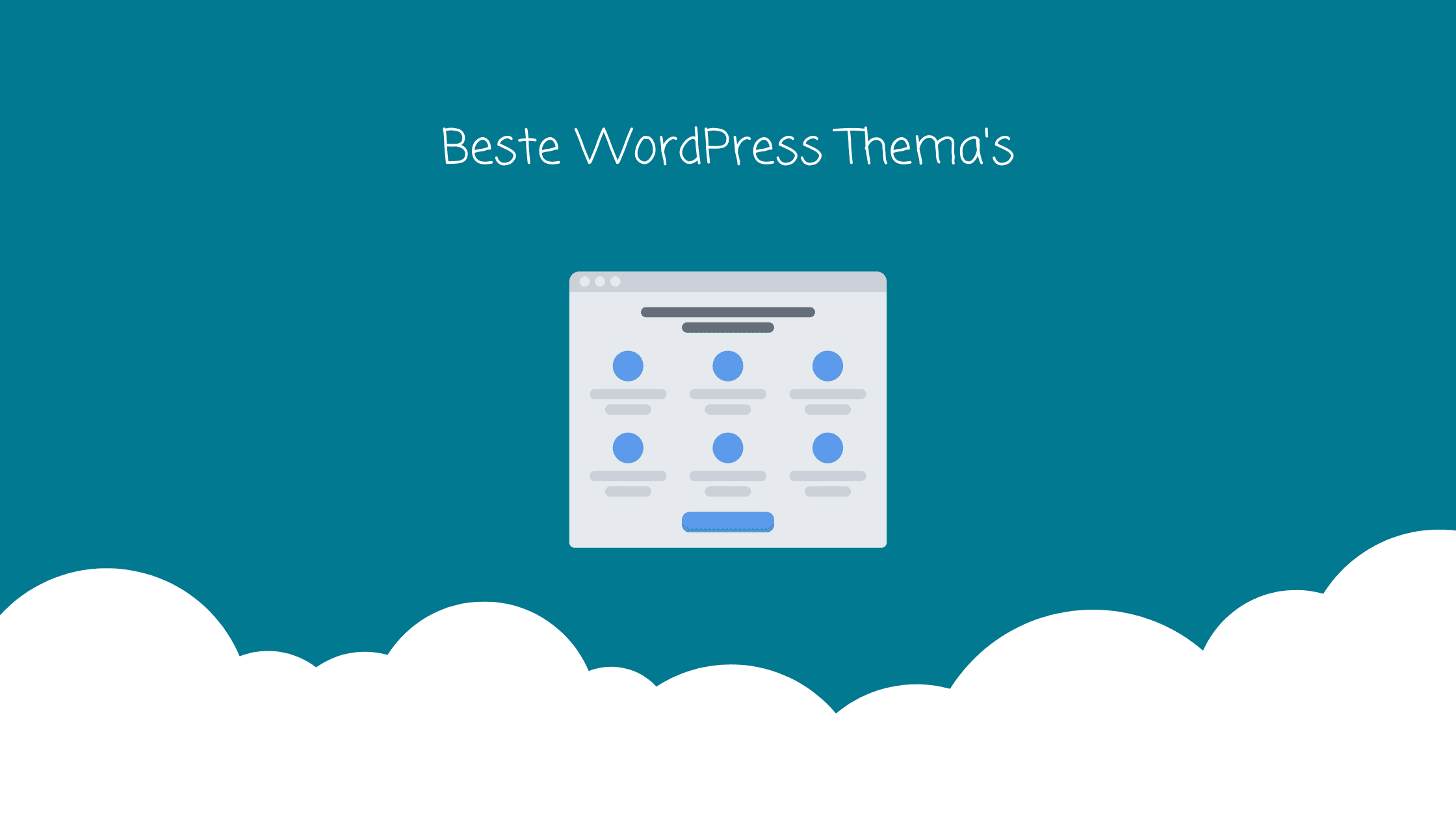 Beste-wordpress-thema's