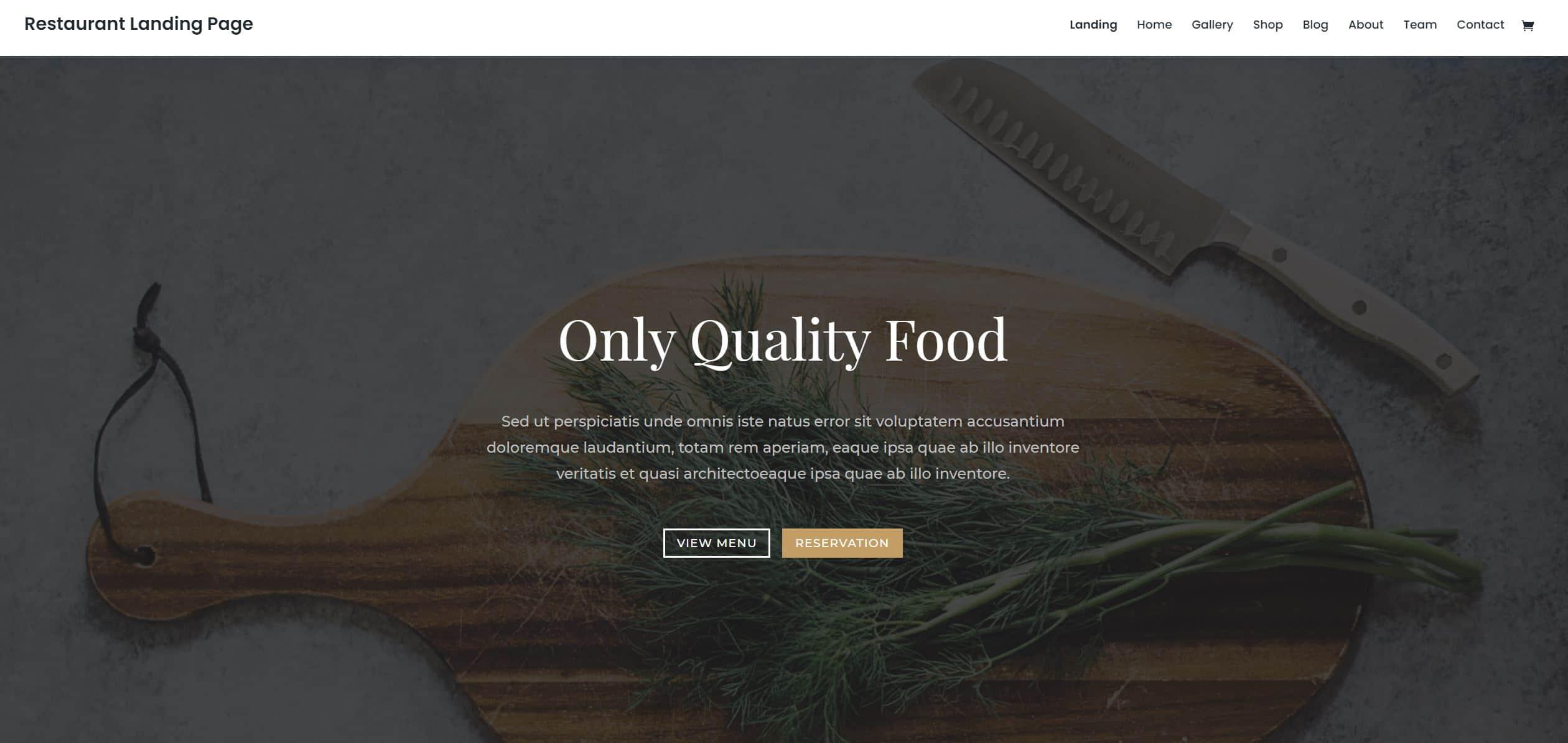 Divi-restaurant-theme-wordpress