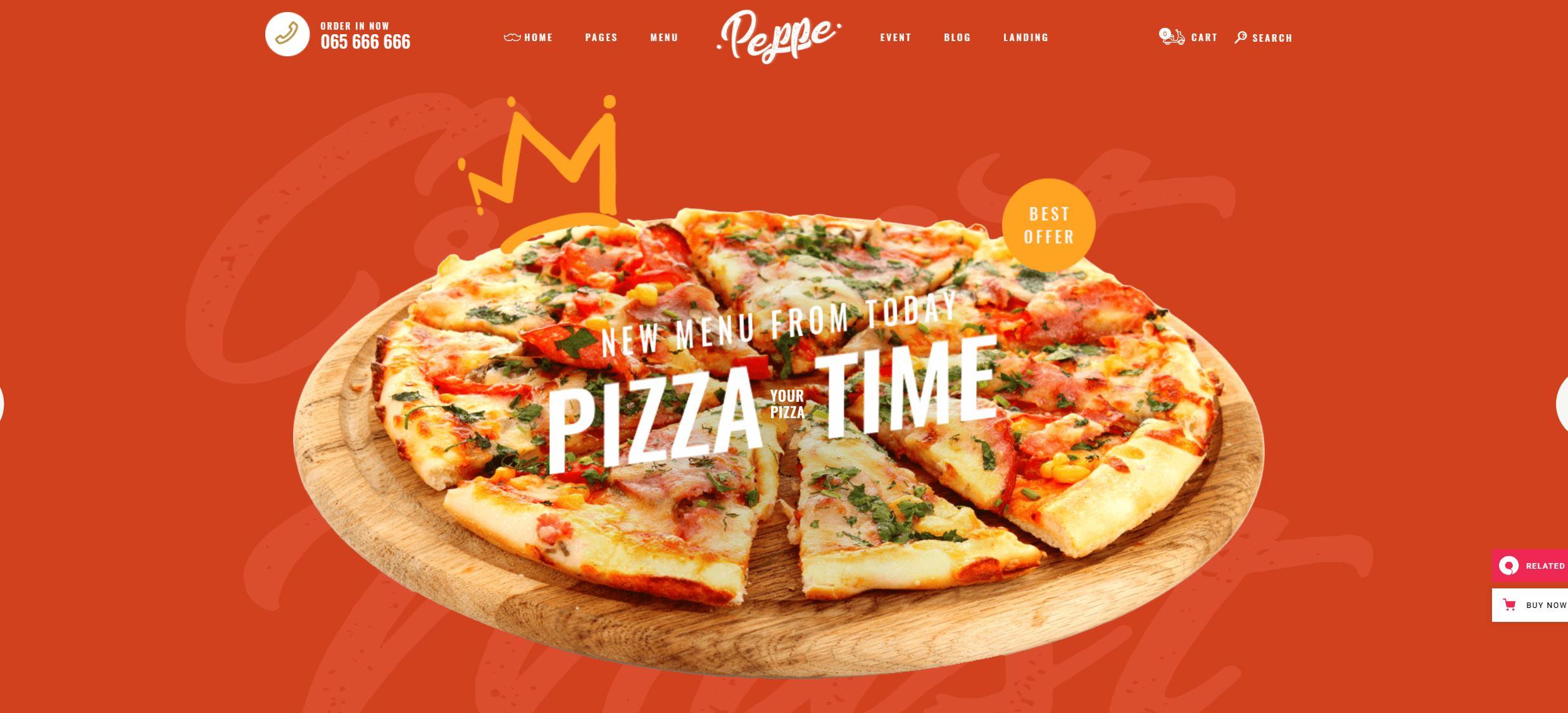 Don-peppe-wordpress-restaurant-theme