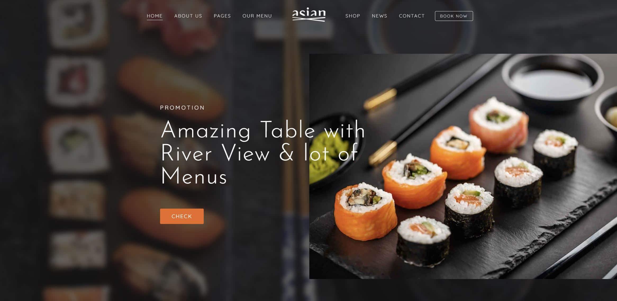 Food-restaurant-wordpress-theme