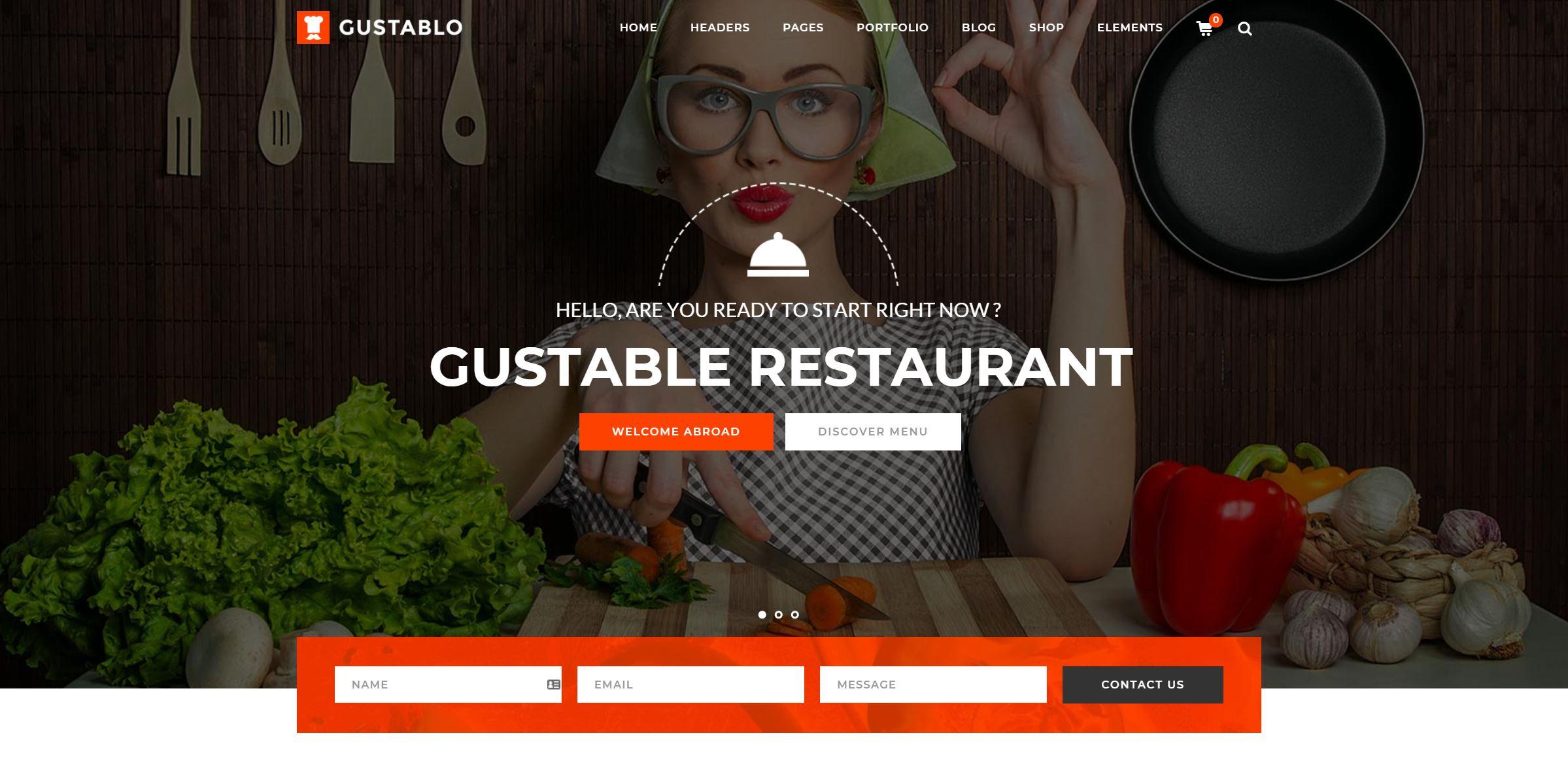 Gustablo-restaurant-theme