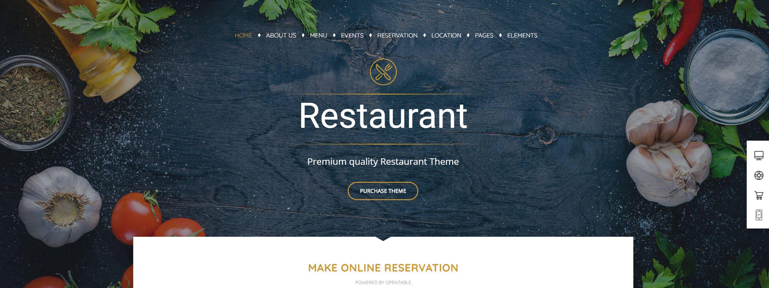 Restaurant-theme-wordpress