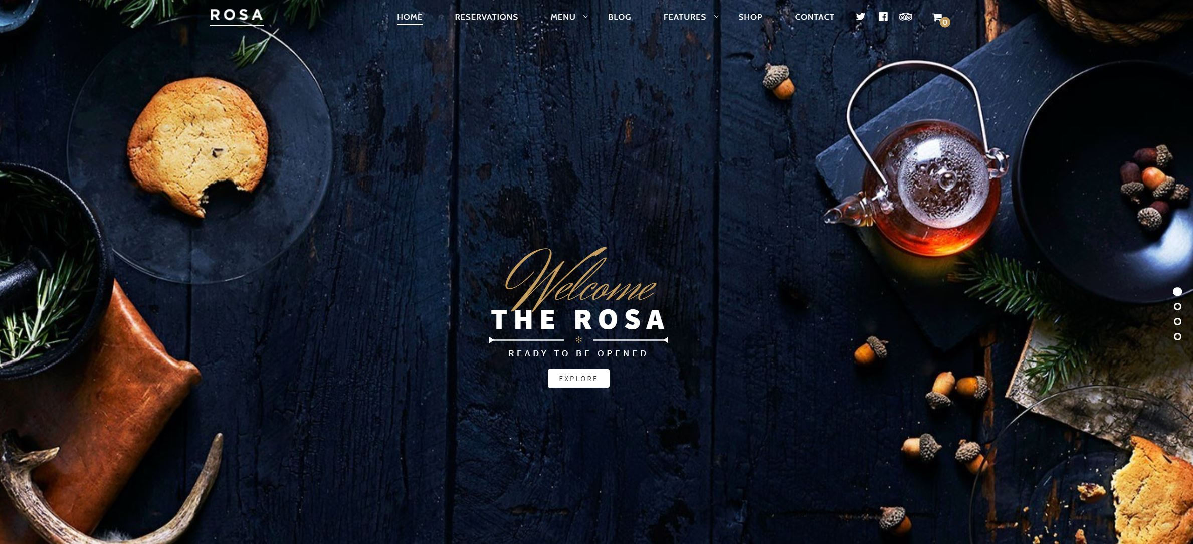 Rosa-theme