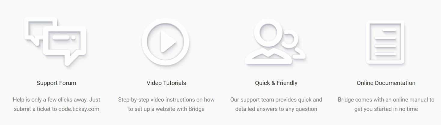Bridge-Theme-Support