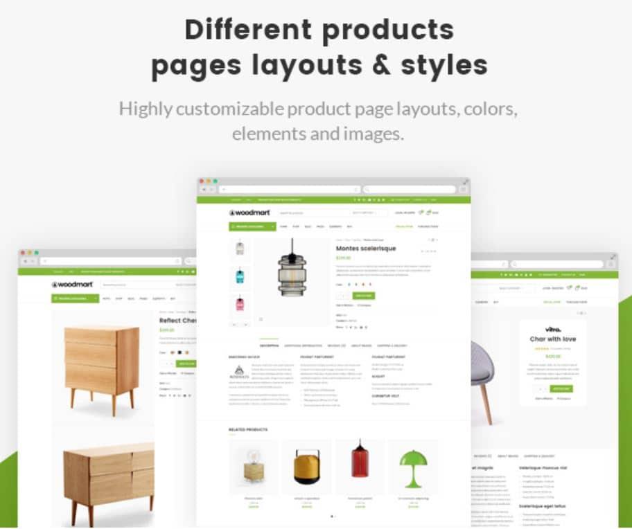 Woodmart-theme-WooCommerce
