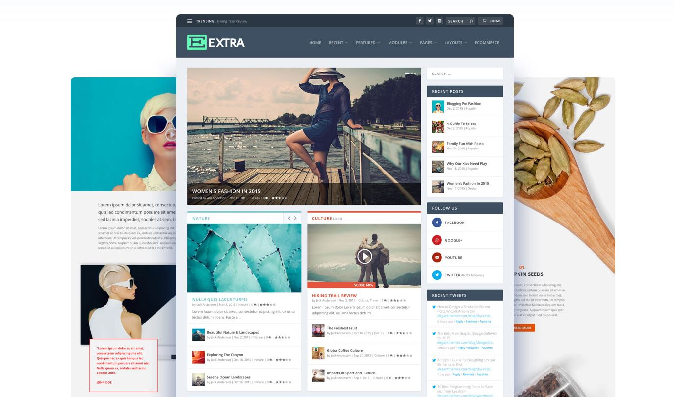 Beste-WordPress-Magazine-Themes-Divi-Extra