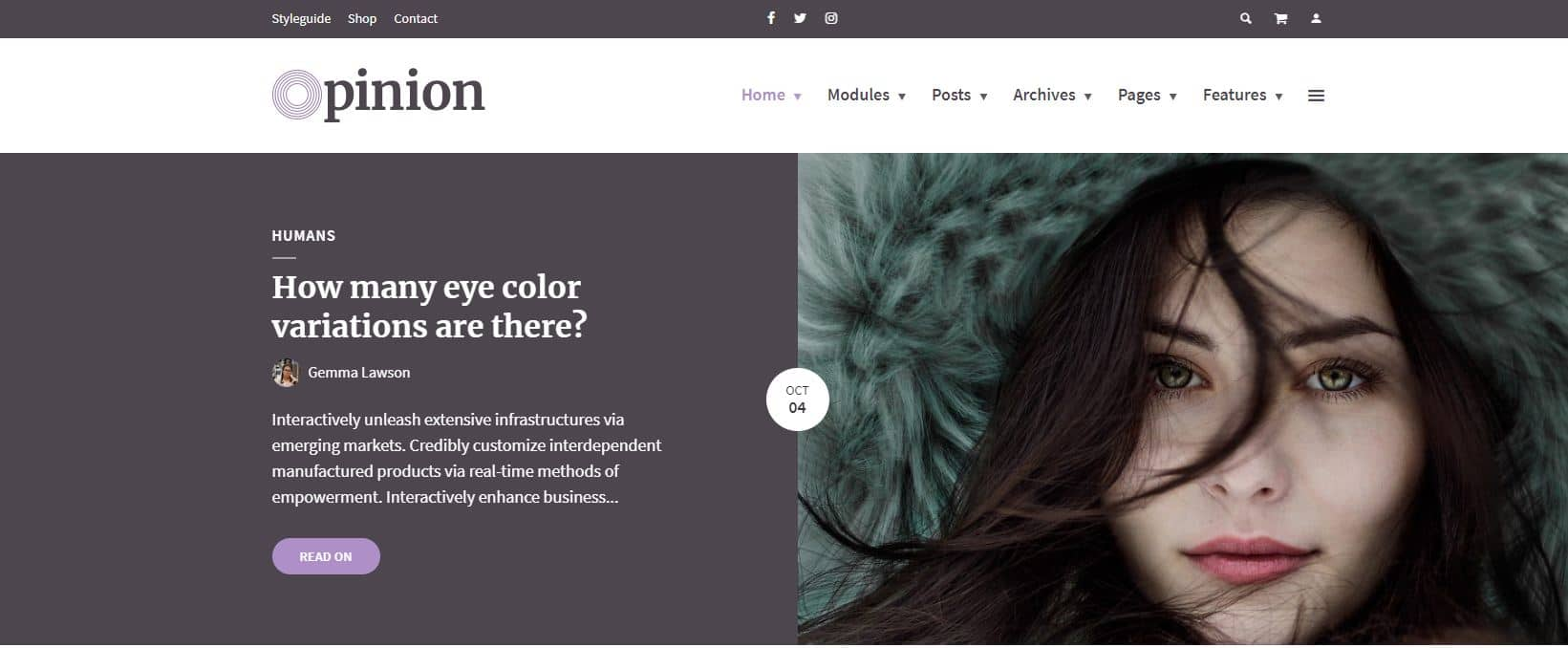 Beste-wordpress-magazine-theme-opinion