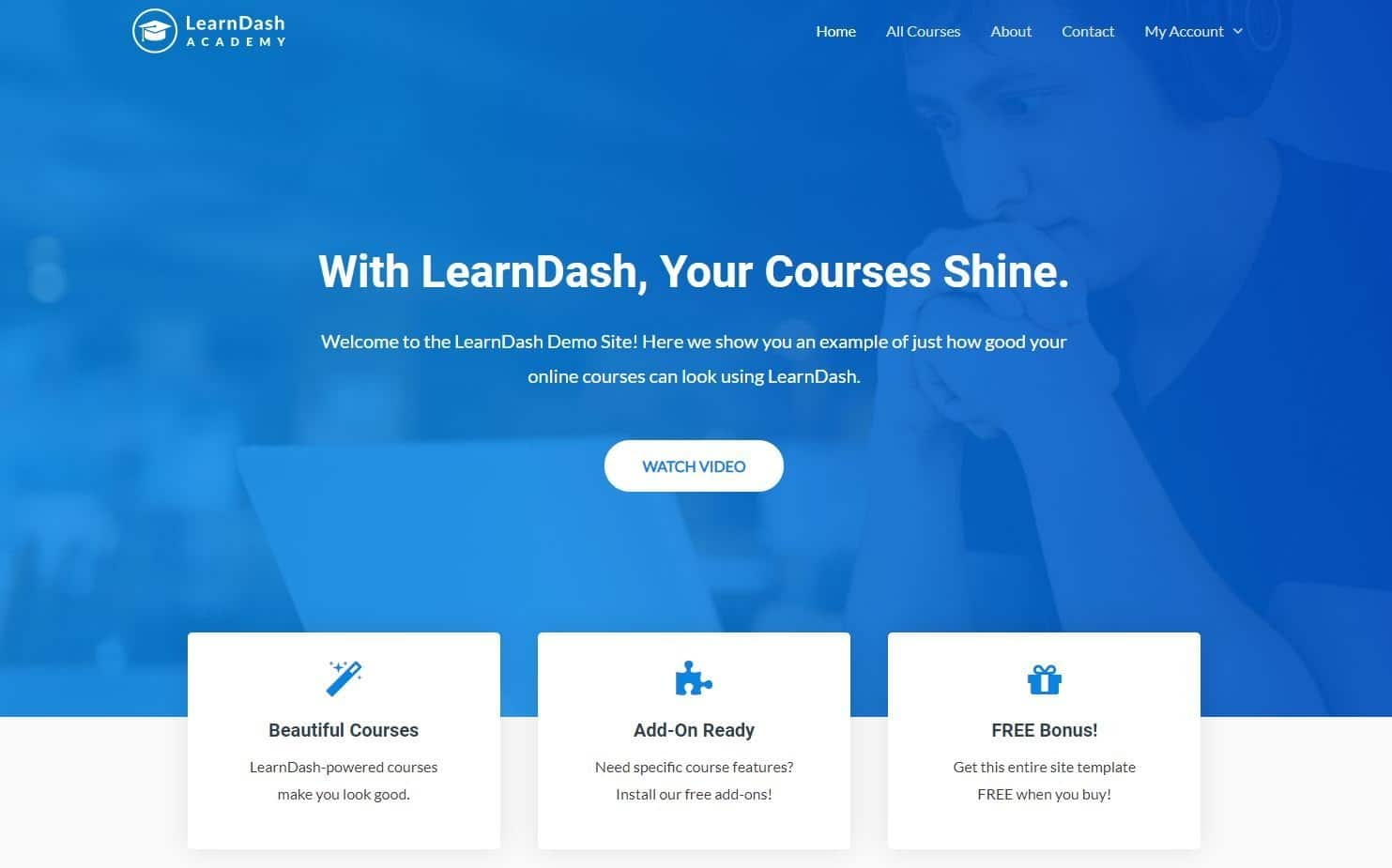 LearnDash-Wordpress-Demo