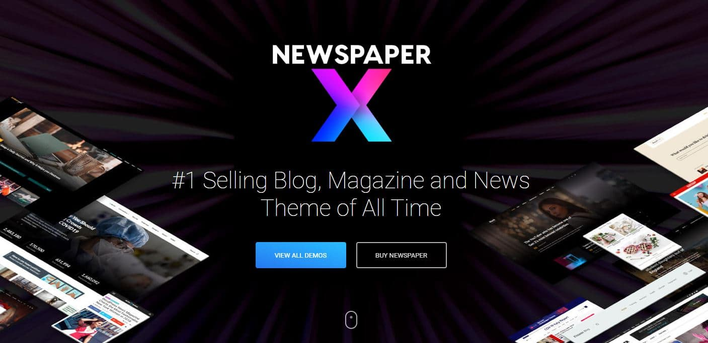 Newspaper-x-wordpress-theme