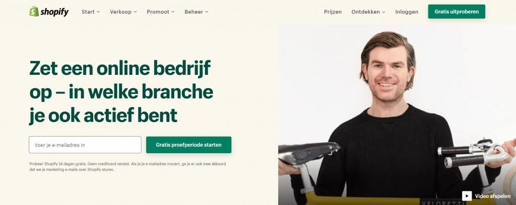 Shopify-webshop-review-nederlands
