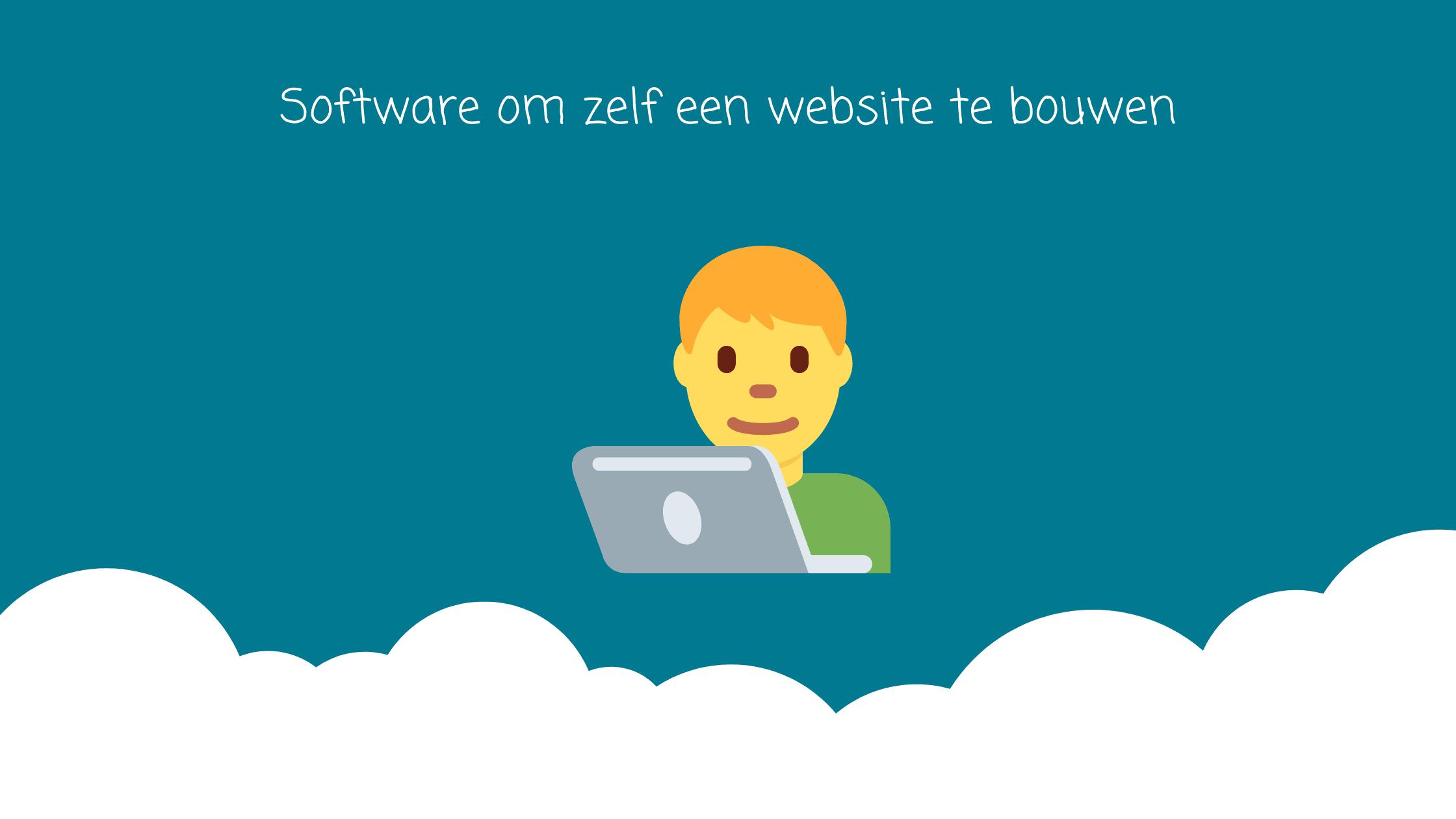 Zelf-een-website-bouwen-software