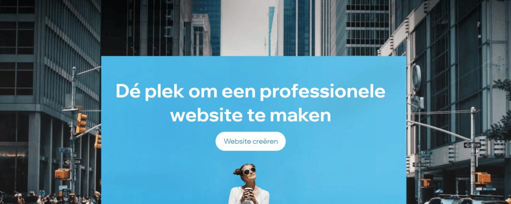 eigen-webpagina-maken
