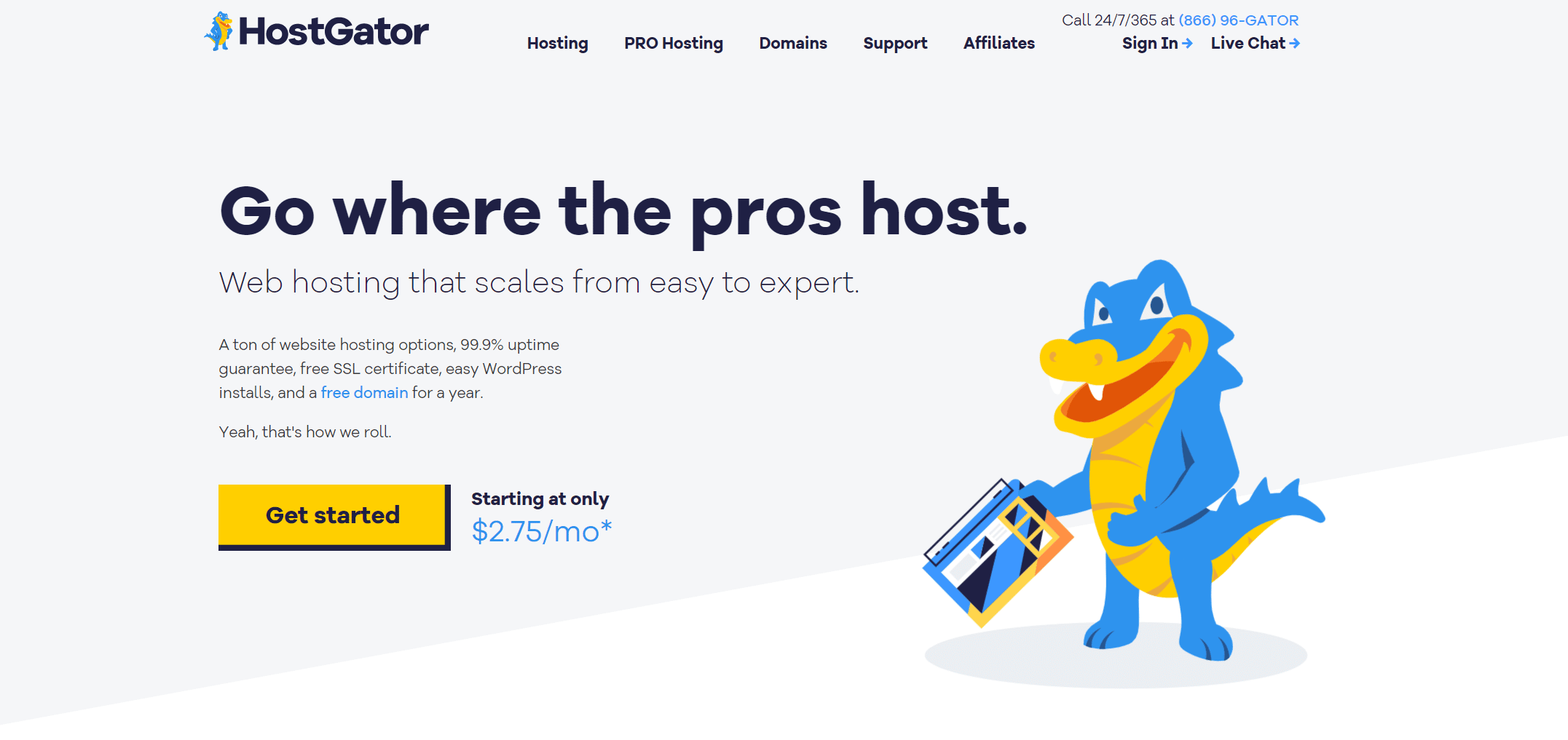 Hostgator-wordpress-hosting-review