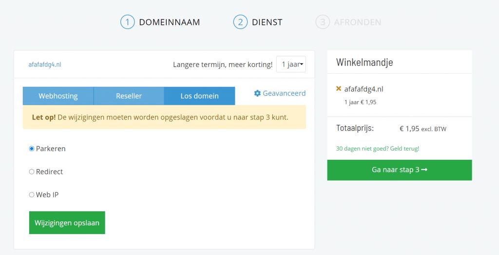 domeinnaam-kosten-zonder-hosting