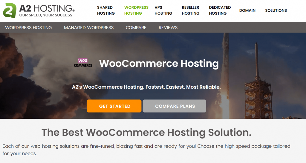 A2-hosting-beste-woocommerce-hosting