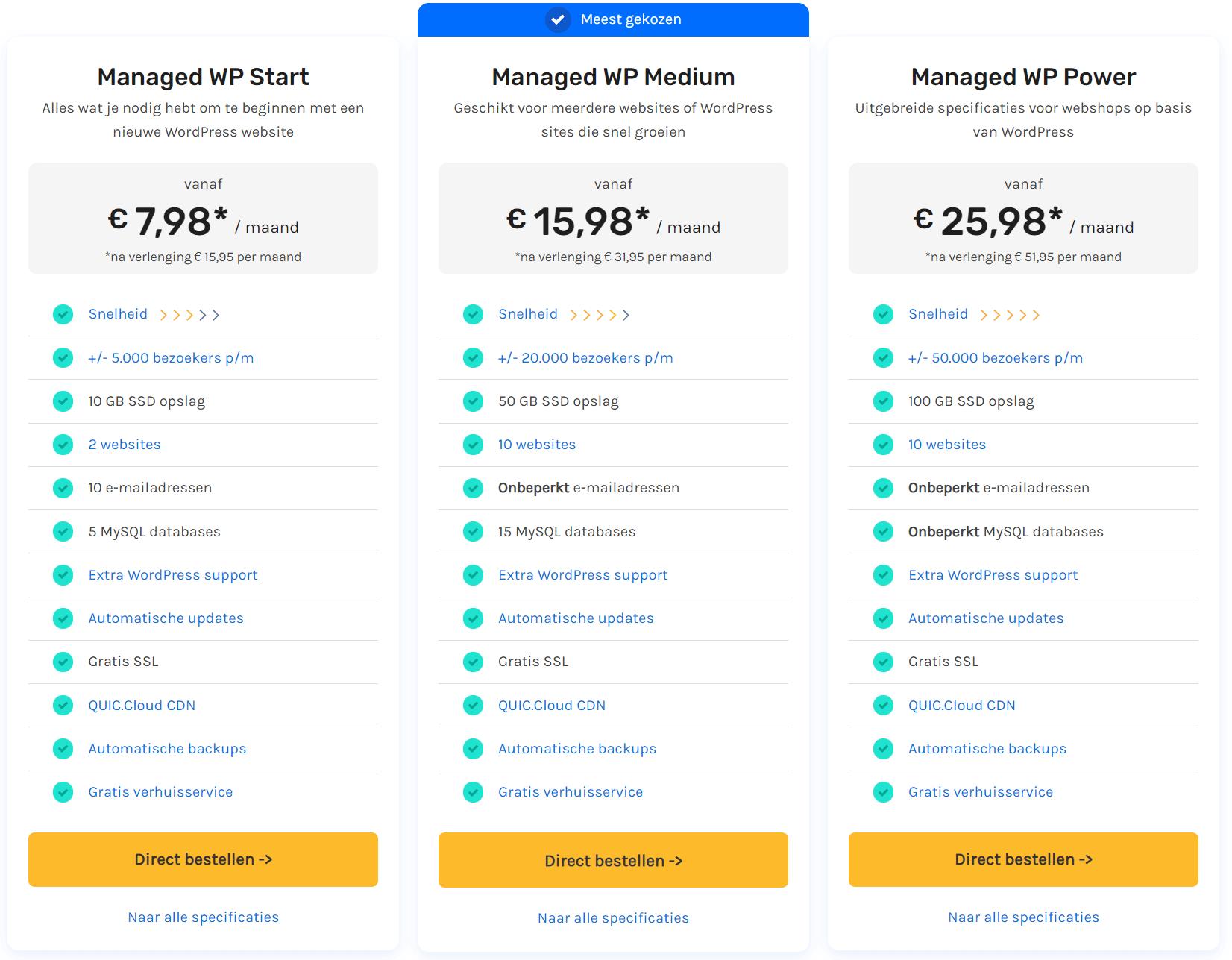 Cloud86-webhosting-prijzen