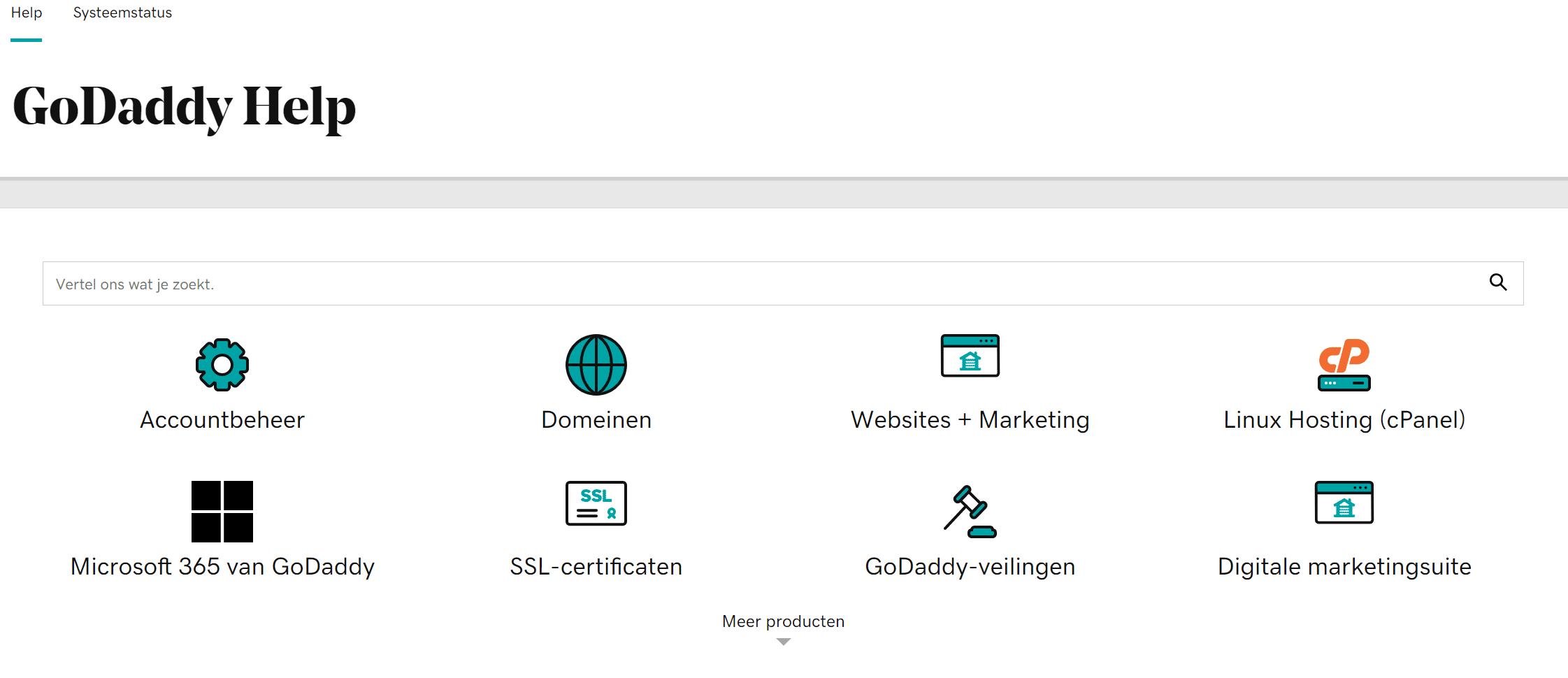 GoDaddy-klantenservice-review