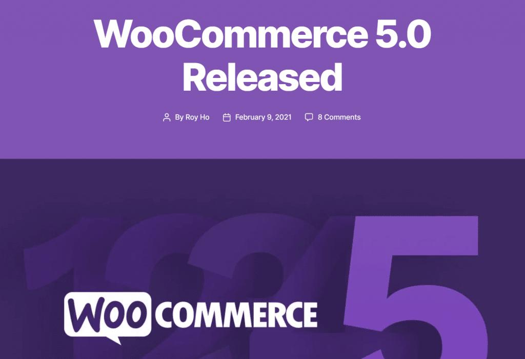 WooCommerce-5-0-update