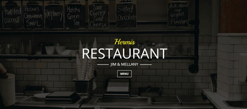 Hermis-divi-restaurant-theme
