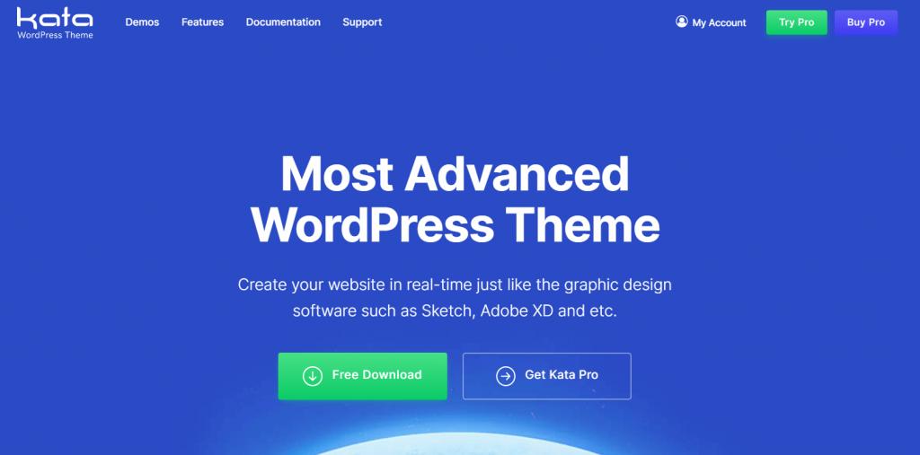 Kata-wordpress-theme