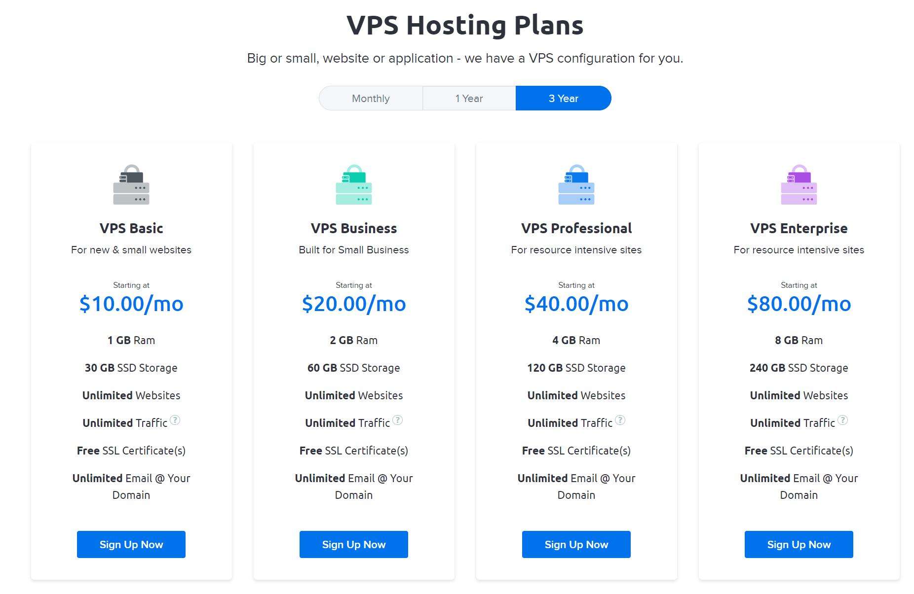 DreamHost-VPS-hosting-review-prijzen