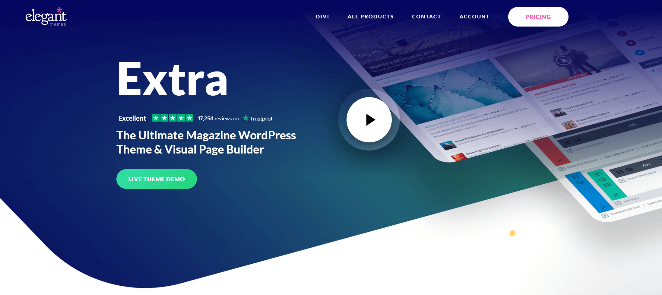 Divi-Extra-WordPress-theme-review