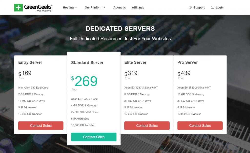 Beste-dedicated-server-hosting-greengeeks