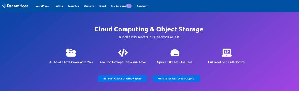 Dreamhost-cloud-hosting-vergelijken