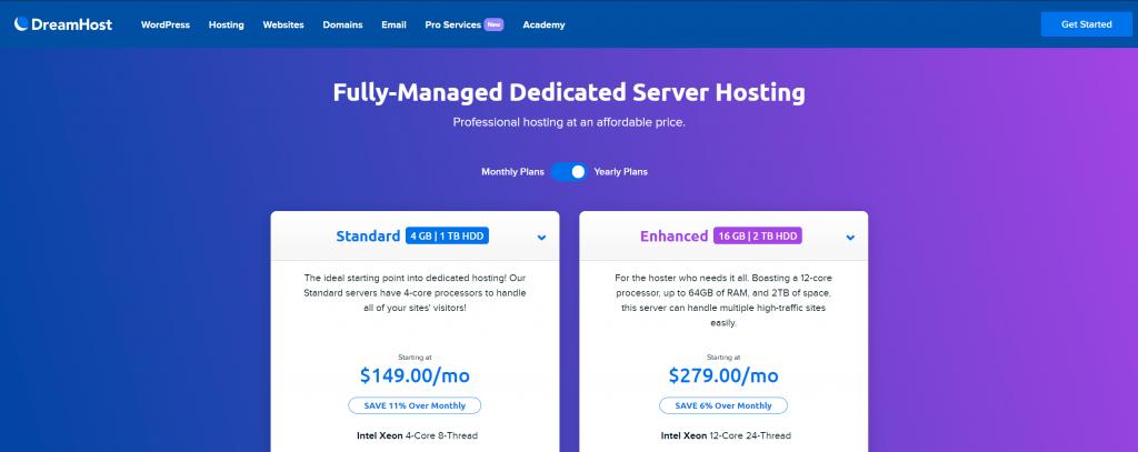 Dreamhost-dedicated-server-hosting