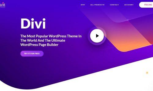 Divi-wordpress
