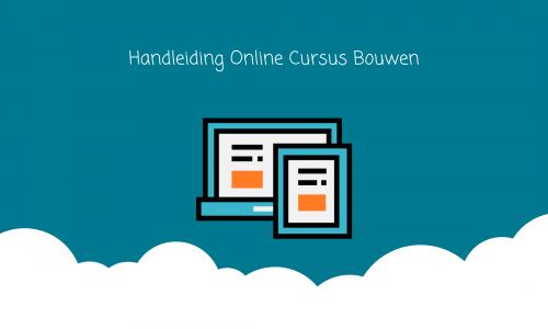 Handleiding Online Cursus Bouwen