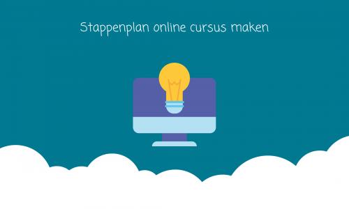 Stappenplan-online-cursus-maken